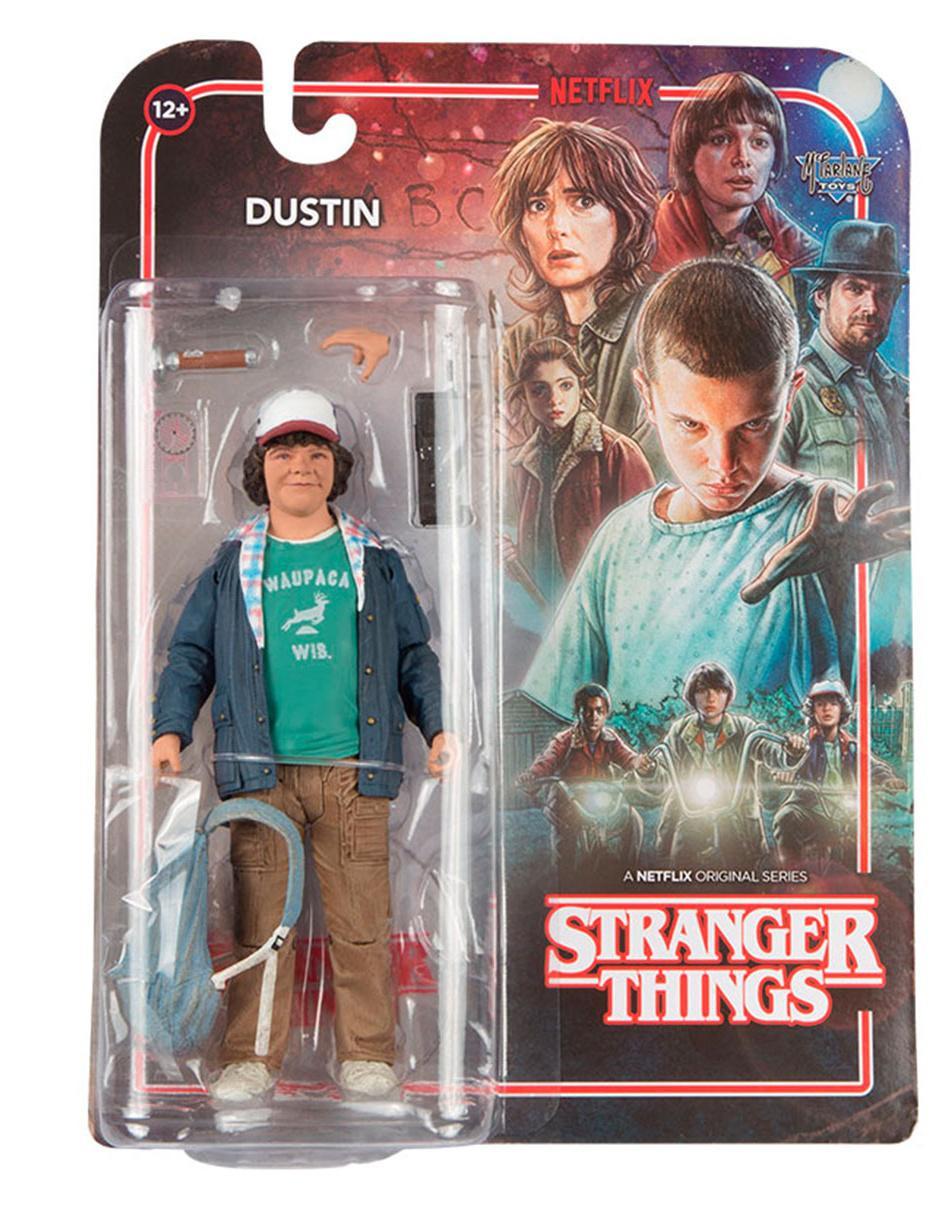 De Mcfarlane Figura Colección Stranger Dustin Things kXOZPuiT